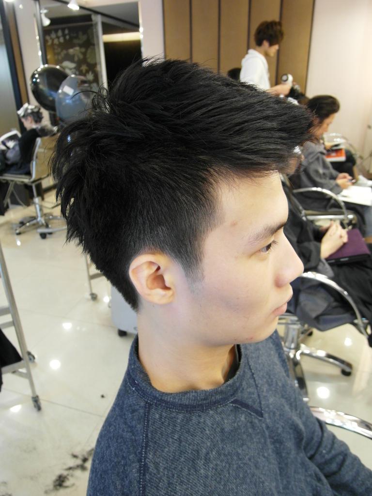 阳光男孩短发发型大全 高清图片